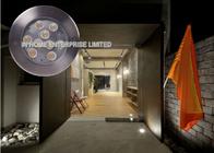 China 9 W IP67 Outdoor Park LED Underground Light / LED Underground Lamp company