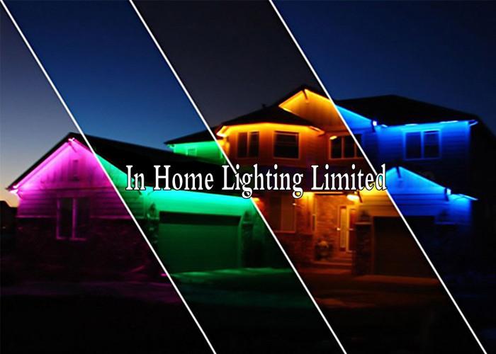 Outside Eaves 12v Led Strip Lights Ip68