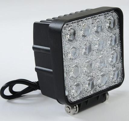 China 48 Watt LED Auto Car Head Lights 4*4 LEDs Waterproof IP 67 Truck Work Lights distributor
